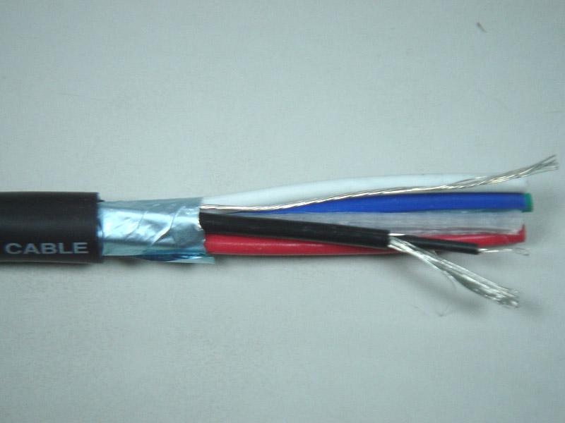 產品介紹 - UL2919 Low Voltage Coaxial Computer - Single Shielded ...