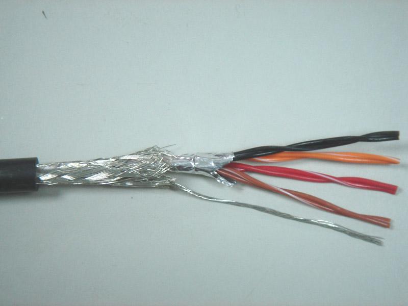 產品介紹 - UL2464 Aluminum/mylar & Braid Shield - PAIR-Double ...